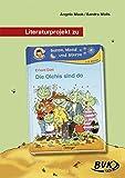 Literaturprojekt Die Olchis sind da: Für die 3.-4. Klasse