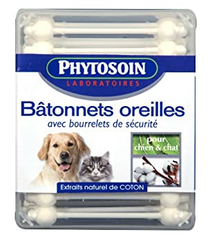 Phytosoin - 092953 - Chiens / Chats - Boîte de Bâtonnets Oreilles