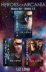 Heroes of Arcania Boxed Set (Books 1-3)