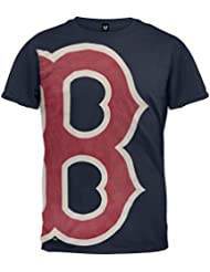 MLB - T-shirt - Homme Rouge Rouge