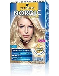 Schwarzkopf Nordic Blonde - Coloration Permanente - Crème Décolorante Intense L1