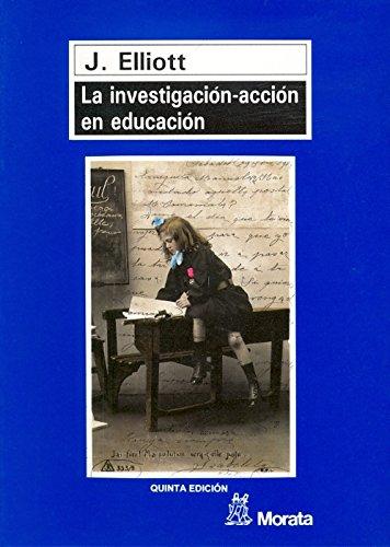 La investigación-acción en educación (Manuales (morata))