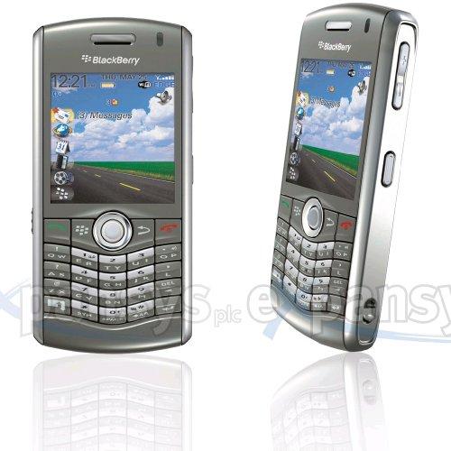 BlackBerry Pearl 8120 Handy Mobiltelefon Titanium
