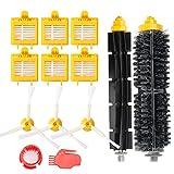 efluky Kit Spazzole di Ricambio per iRobot Roomba 700 720 750 760 765 770 772 772e 774 775 776 776 776p 780 782 782e 785 786 786p series, Kit accessori di ricambio - un set di 13