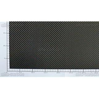Carbon Plate 1mm x 400mm x 150mm Carbon Plate carbon fiber Satin