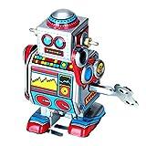 Mini Multi-color Vento Fino Giocattolo Robot - Sconosciuto - amazon.it