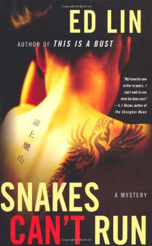Snakes Can't Run: A Mystery (Thomas Dunne Books)