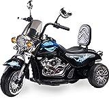 Caretero Toyz Rebel Moto électrique enfant Moto rrad véhicule pour enfant