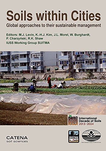 Soils within Cities: Global approaches to their sustainable management - composition, properties, and functions of soils of the urban environment (GeoEcology essay) (Böden Wissenschaft Und Management)