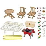 Sylvanian Families 2884 - Kit de accesorios de picnic para muñeca