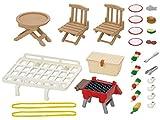 Sylvanian Families 2884 - Dachgepäckträger mit Picknick-Set