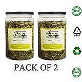 #4: The Indian Chai - Organic Lemongrass Leaves 100g (Pack of 2)