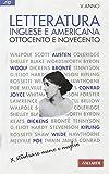 Letteratura inglese e americana. Ottocento e Novecento