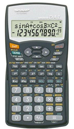 Sharp EL 531 WH Taschenrechner