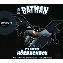 Batman - Die große Hörbuchbox