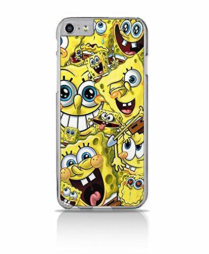 Disney Cartoons transparent TPU Soft Case Apple iPhone 6/6S–6Plus & 6Plus .S, plastik, Stitch, APPLE IPHONE 6PLUS .s SPONGEBOB