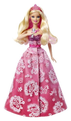 Barbie La Princesa y la estrella del pop transformación Tori Doll