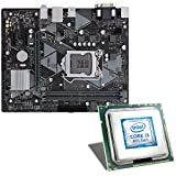Intel Core i3-8100 / ASUS Prime H310M-K Mainboard Bundle | CSL PC Aufrüstkit | Intel Core i3-8100 4X 3600 MHz, Intel UHD Graphics 630, GigLAN, 7.1 Sound, USB 3.1 | Aufrüstset | PC Tuning Kit