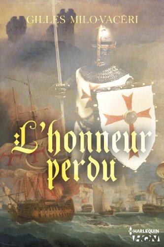 L'honneur perdu (HQN) par Gilles Milo-Vacéri