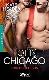 Hot in Chicago, tome 1,5 : Point de fusion par Kate Meader