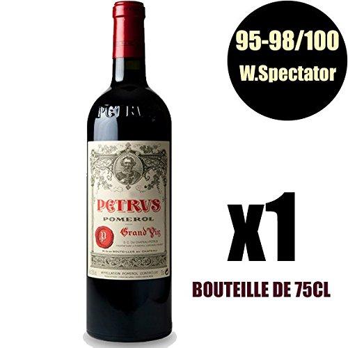 X1 Pétrus 2014 75 cl AOC Pomerol Rouge Vin Rouge
