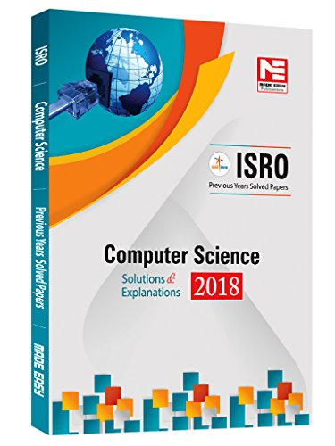 ISRO 2018 : CS Solved Papers