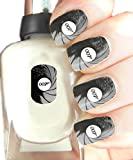 Easy to use, High Quality Nail Art Decal Stickers For Every Occasion! James Bond