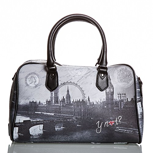 Y NOT? - Borsa donna bauletto con tracolla g-337 Londra Westminster