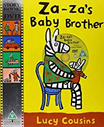 Za Za's Baby Brother by Lucy Cousins (2009-09-10)