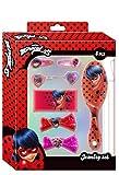 Disney Ladybug Set Accessori Capelli 8Pezzi, kelb181