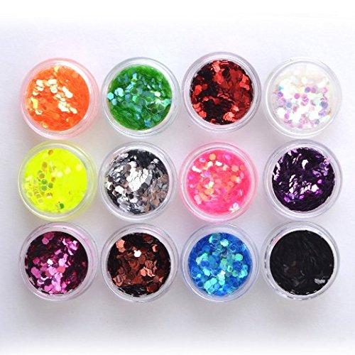 honearn-12-pots-glitter-paillette-nail-art-decoration-dust-powder