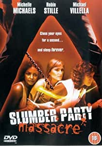 Slumber Party Massacre [DVD]