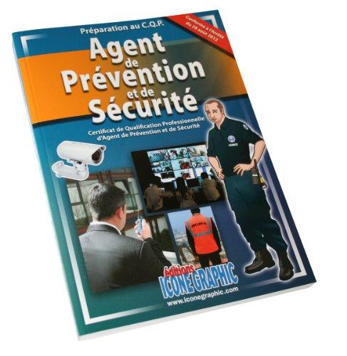Livre Agent de prévention et de sécurité CQP APS