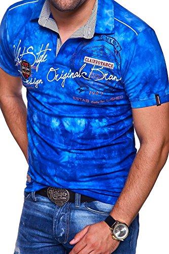 MT Styles Poloshirt VP-AMBITION Polo R-2990 Blau