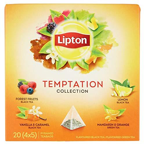 Lipton Pyramid le Tentazioni 20 Filtri