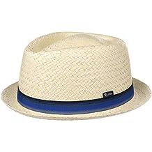 0b66129d8879c Lipodo Sombrero de Paja Diamond Crown Mujer Hombre