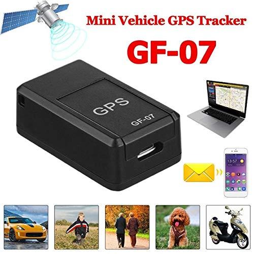 DERKOLY GF07 Mini Car GPS Magnetico in Tempo Reale in Tempo Reale Dispositivo di localizzazione GPRS localizzatore Global Track Query Anti-Perso Registrazione Tracking GPS Tracker