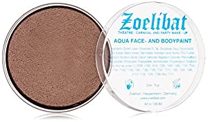 Zoelibat Zoelibat97117341 & 97117441-886 Aqua - Kit de Maquillaje