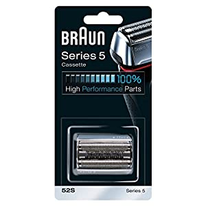 Braun 52S Replacement Foil and Cutter Cassette Multi Silver BLS Combi Pack (1)
