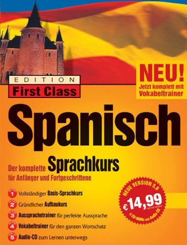 First Class Sprachkurs Spanisch 5.0