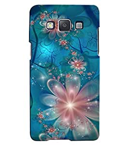 Citydreamz Floral Print/Beautiful Design Hard Polycarbonate Designer Back Case Cover For Samsung Galaxy J5