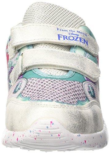 Walt Disney Baixo Jovem Sneaker Preto S17453iaz Prata qq8Pxwr