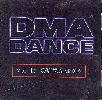 DMA Dance Vol. 1 : Eurodance (UK Import) - Blue Ice-snap
