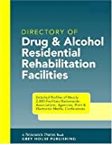 Directory of Drug & Alcohol Residential Rehabilitation Facilities