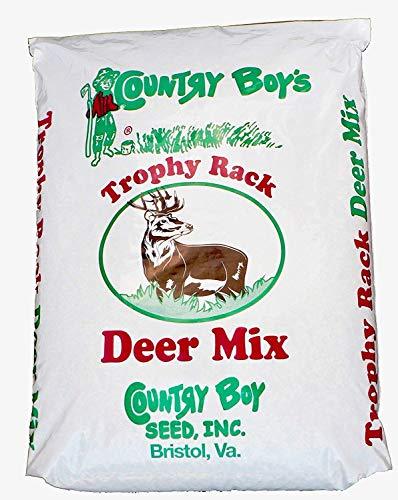Trophy Rack Deer Mix | Food Plot Seed | Fall/Winter | 10 Lbs
