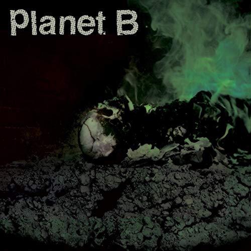 Planet B (Green/Black Swirl) [Vinyl LP]