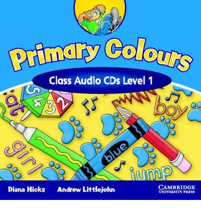 [(Primary Colours 1 Class Audio CDs)] [Author: Diana Hicks] published on (August, 2002)