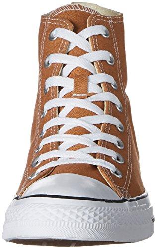 Converse Chuck Taylor All Star, Chaussures De Sport Alte Unisex - Adulto Braun (sucre Brut)