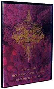 Keith Richards and the X-Pensive Winos: Live at the Hollywood Paladium [Import USA Zone 1]