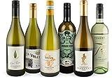Weißwein-Bestseller-Set | Weine (trocken) aus Frankreich, Italien, Österreich, Neuseeland | 6 Flaschen (0,75l) Sauvignon Blanc, Chardonnay, Garganega | Ideal als Geschenk-Paket oder für den persönlichen Premium-Wein-Genuss